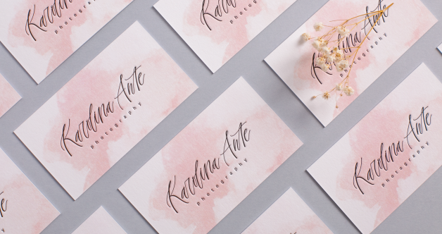 Karolina Ante business cards