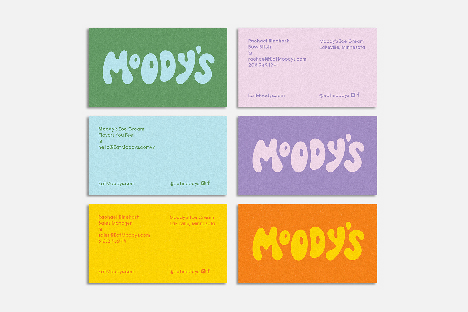 Moodys business cards2