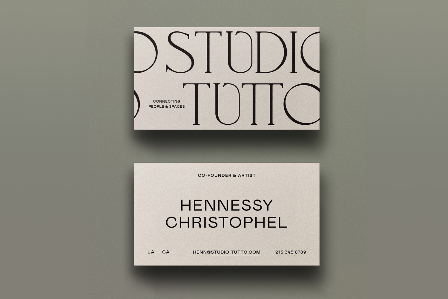 Studio Tutto business card_1