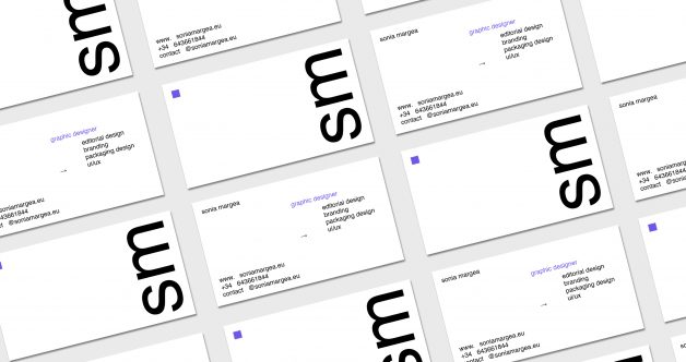 Sonia Margea Business Cards