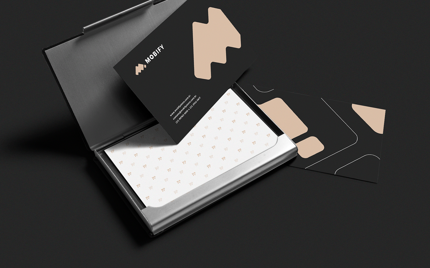 Mobify business card