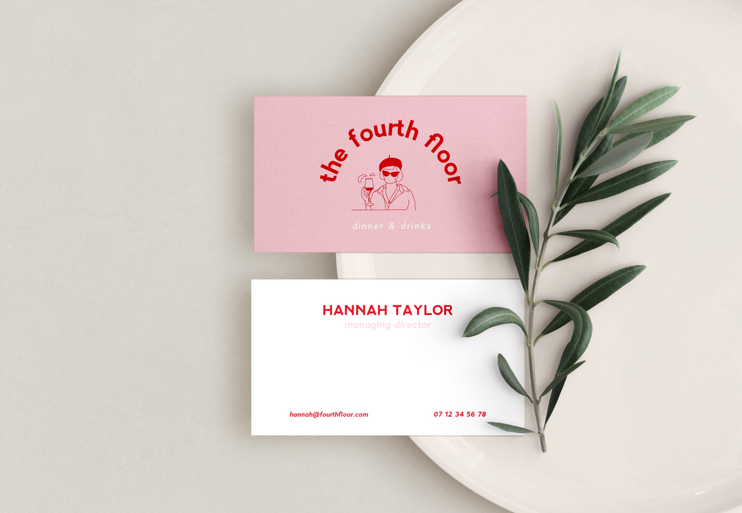 The Fourth Floor business card2